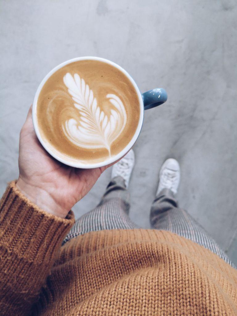 rosetta cappuccino